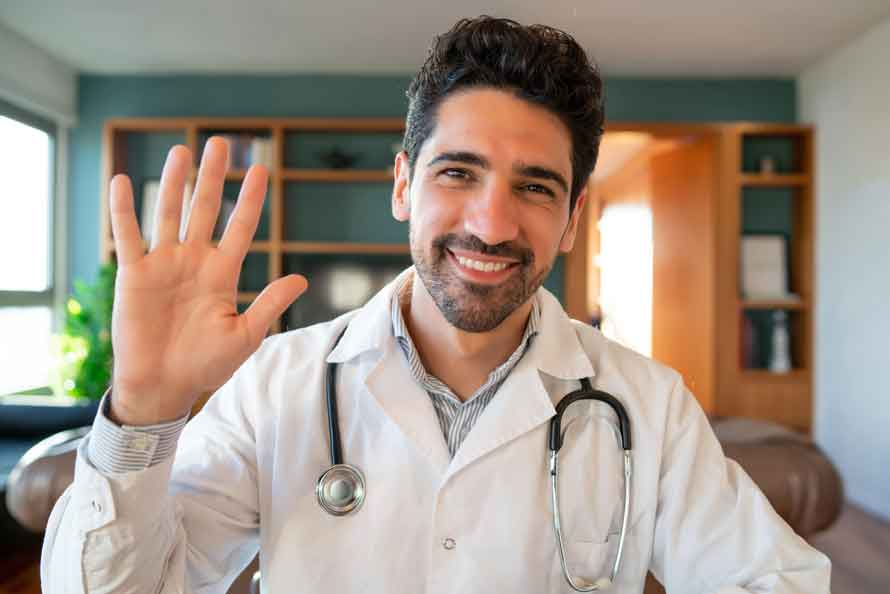 doctor-on-a-video-call